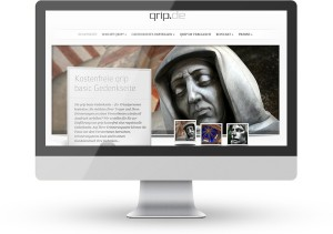 WordPress Hamburg - QRIP Gedenkseiten