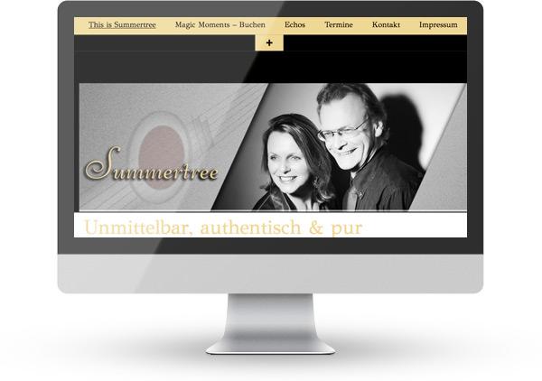 WordPress Summertree