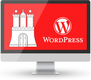 WordPress Hamburg by art supplies