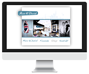 Webdesign Hamburg – Marc & Daniel