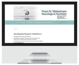 Webdesign Hamburg – Praxis Dr. Winkelmann