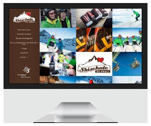 Webdesign Hamburg – Skischule St. Pauli