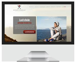Webdesign Hamburg – Sportperle Hamburg